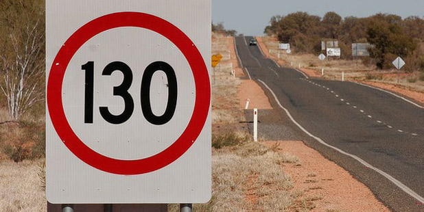 Australia's Northern Territory government reviews decision to lower speed limits after road toll didn't drop significantly.