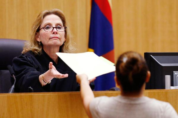 Jodi Arias on trial