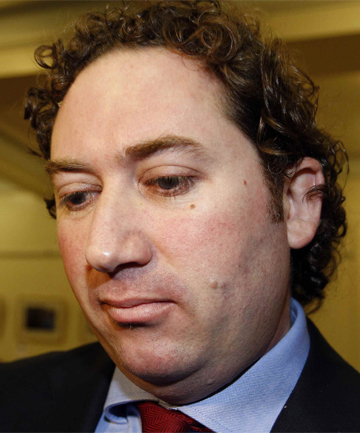 RESIGNED National MP Aaron Gilmore Has Stood Down From Parliament