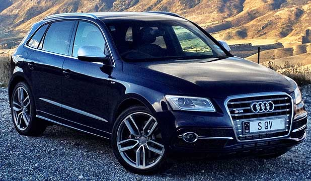 Hot Audi Suv Has Usable Day To Day Performance Stuff Co Nz