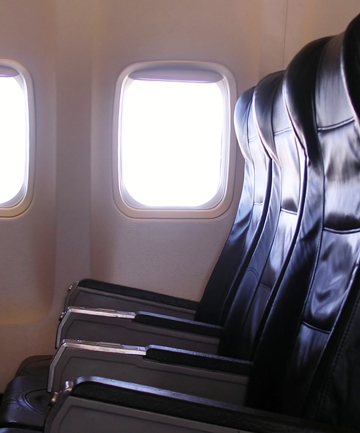airplane seat