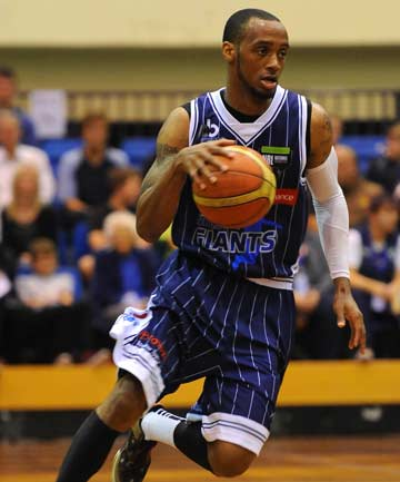 ON PACE: Import point guard Josh Pace had 19 points, but it was fellow American Erron Maxey who led the Nelson Giants with 22 points in their 89-75 win over the Waikato Pistons.