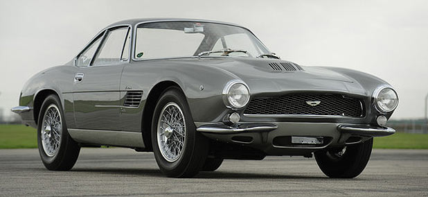 1961 Aston Martin DB4GT ''Jet''' coupe