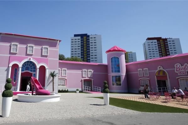 Barbie dreamhouse 3