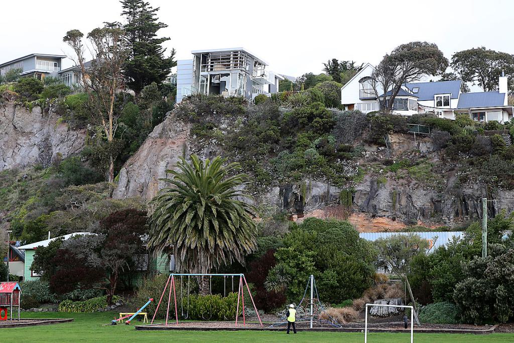 Redcliffs urgent house demolition
