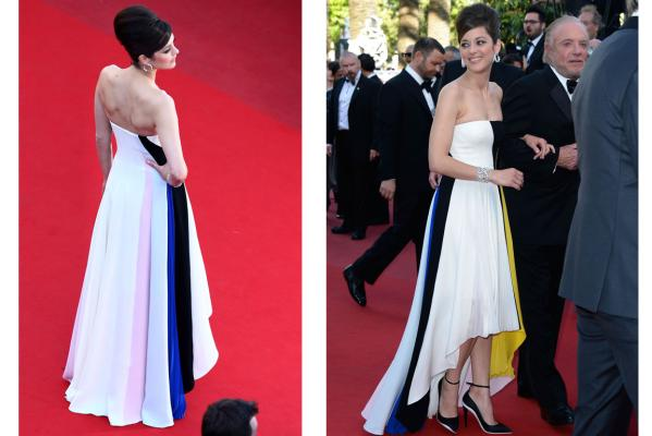Cannes fashion: Day six