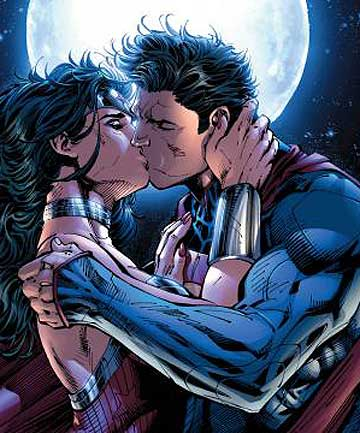 PASSIONATE: Superman and Wonder Woman have been too busy to give their opinions on the decision.