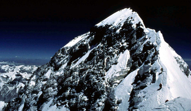 EVEREST HILLARY STEP