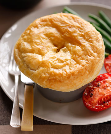 MAKE IT EASIER: Making puff pastry is a mega-mission so just buy good quality stuff to save time.