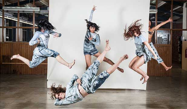 LANGUAGE OF LIVING: The New Zealand Dance Company