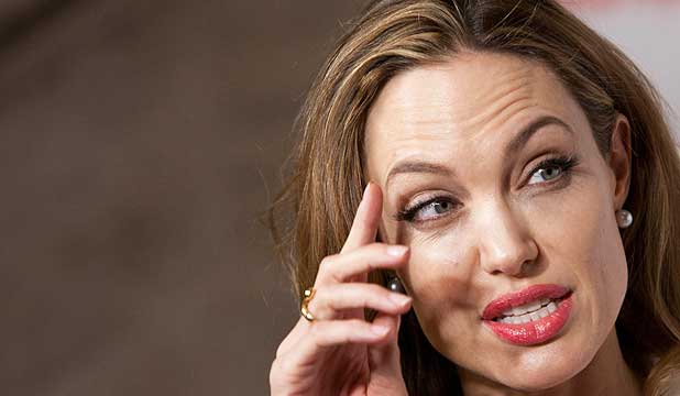 UNSUNG HERO: Angelina Jolie's aunt Debbie Martin has died of breast cancer.