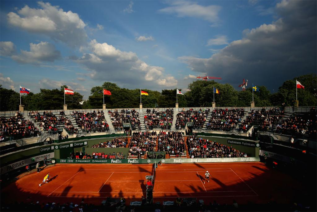 French Open gallery