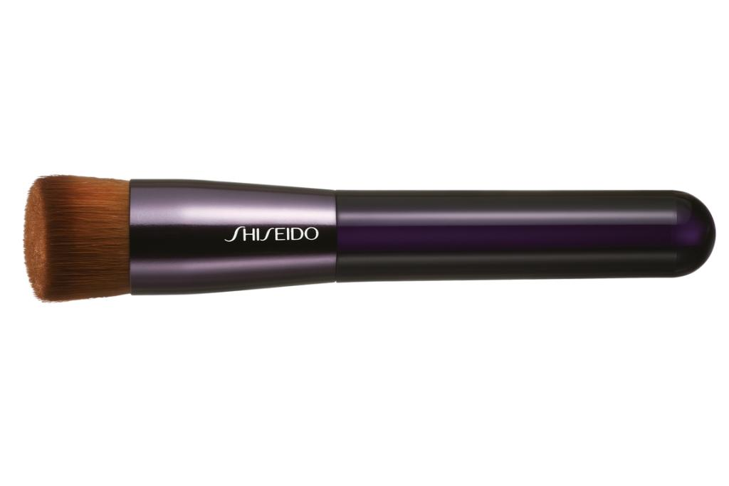 SHISEIDO FOUNDATION BRUSH, $60: Still not convinced by the magic of foundation brushes? Then this gorgeous, silky-soft one will convert you. It blends liquid or cream foundation with ease and you can use it with loose or pressed powder too. A definite investment worth making (plus, you use less product, thus saving money in the long run. We like that.)
