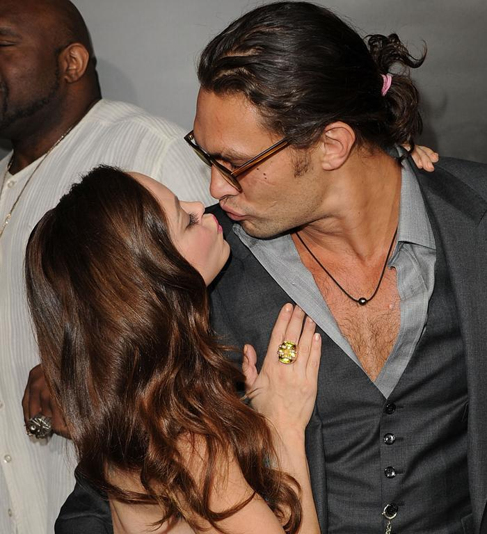 Jason Momoa Pink: Why We Should Celebrate The Man Bun