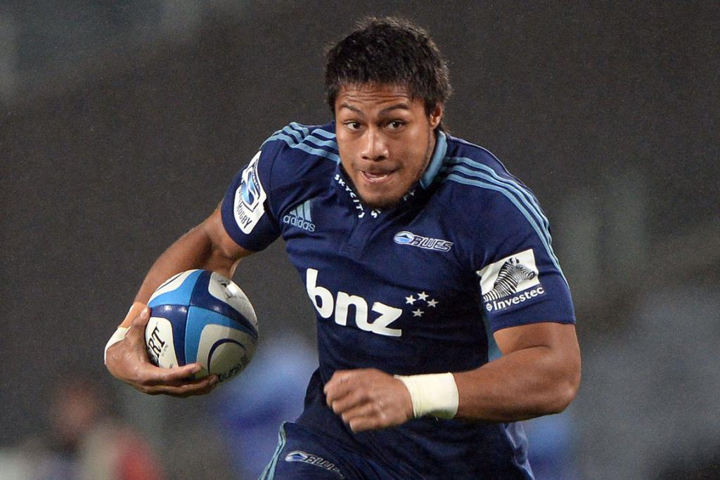 George Moala in action against the Brumbies.