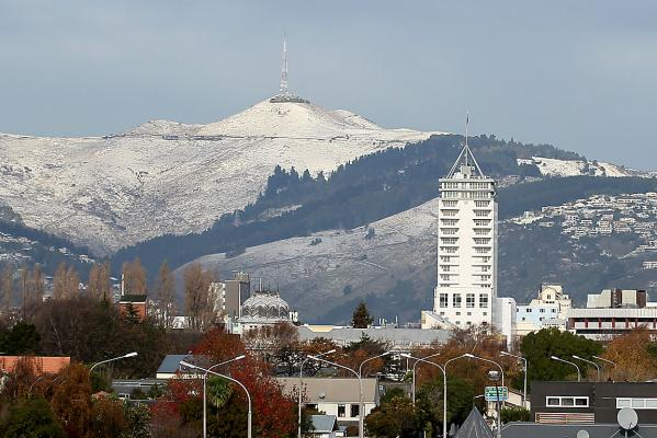 Sugarloaf on Christchurch's Port Hills