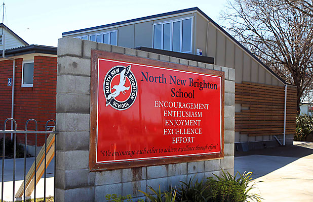 North New Brighton School