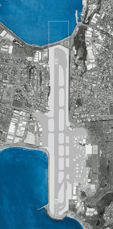 Wellington Airport runway extension plan