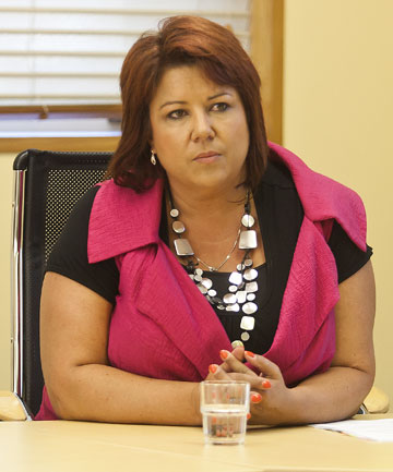 PAULA BENNETT: Training is the answer