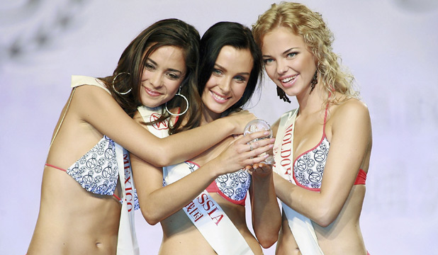 NOT ON: Miss World contestants won't be wearing bikinis this year.