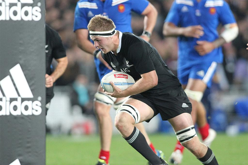 All Blacks v France - First test