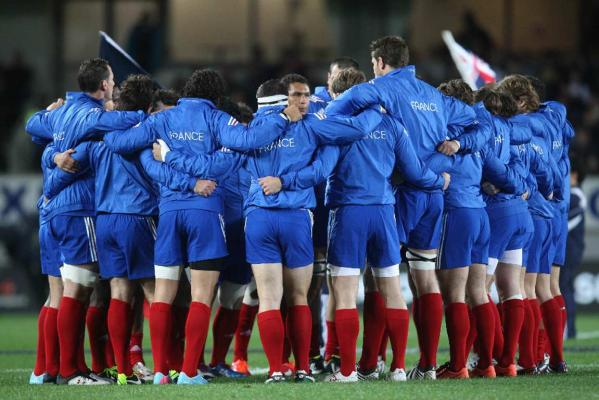 French huddle