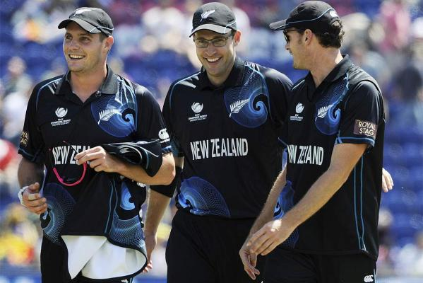 Black Caps at Champions Trophy