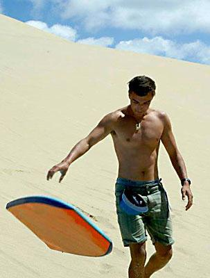 BABE: Christo Gilbert. Christo is a Pro Civil engineering student and passionate semi-professional surfer. Under his ferociously dark, handsome exterior is a kind, loving heart.