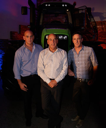 Waikato's Power Farming Group