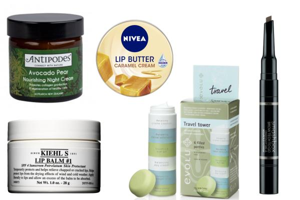 face products for travel