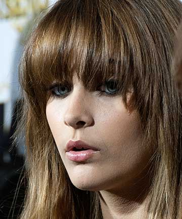 ON THE MEND: Paris Jackson is receiving appropriate medical treatment.