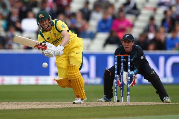 George Bailey and Luke Ronchi