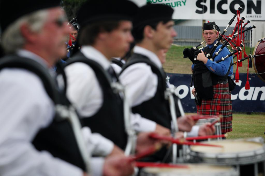 2013 NZ Pipe Band Championships