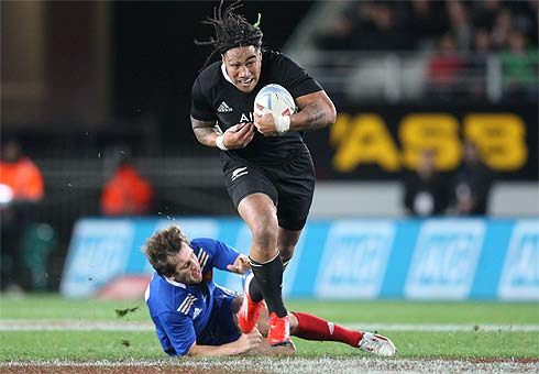 Ma'a Nonu says it is not the only the defence the All Blacks need to fix to stop the French attack in Christchurch.