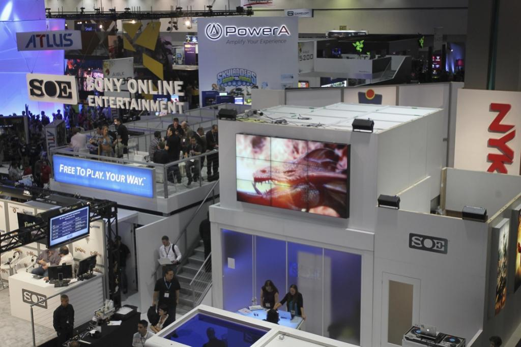 An overview of the Electronic Entertainment Expo (E3).