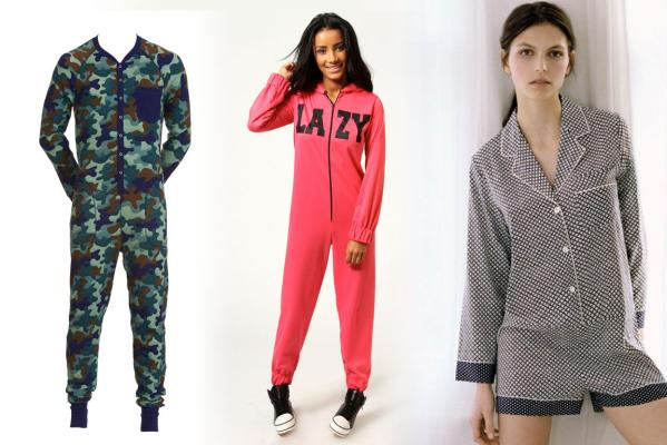 Friday Fashion Fix: Sleepwear
