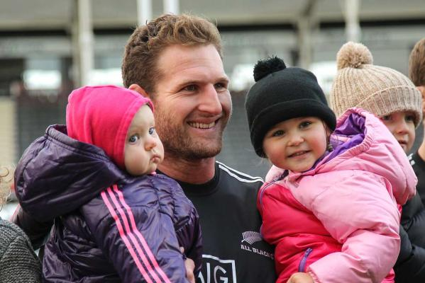 Kieran Read Crockett