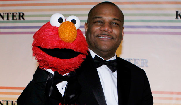 Kevin Clash played Elmo for 28 years before quitting in 2012.