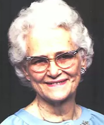 VICTIM: 78-year-old Ruth Pelke was killed in 1985.