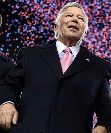 ROBERT KRAFT: The Patriots owner claims he was told to say the ring was a gift.