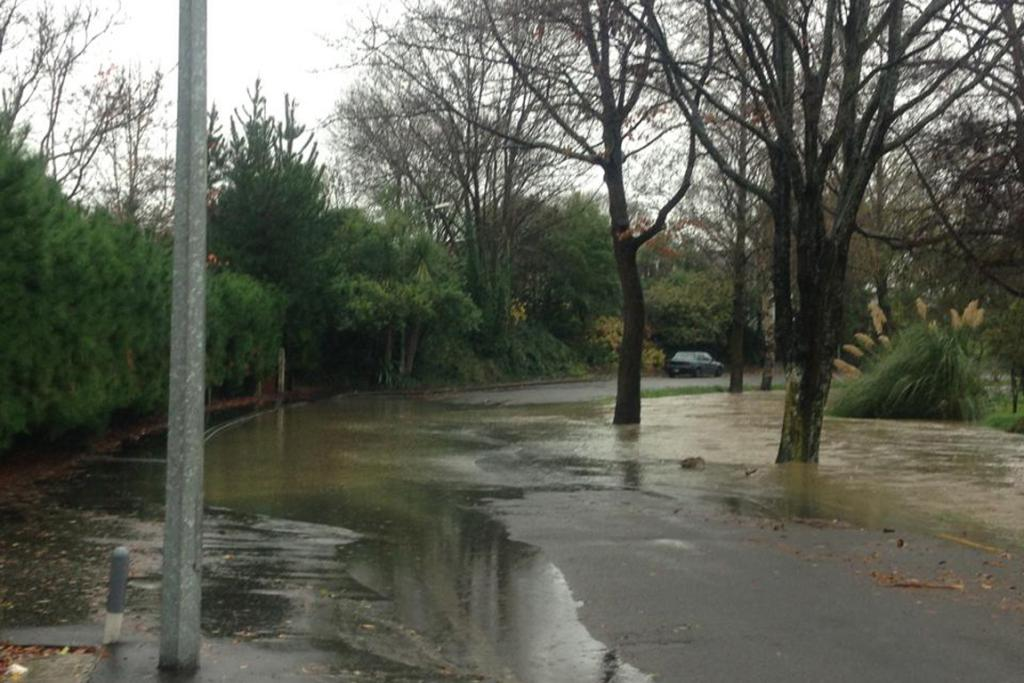 Christchurch flooding