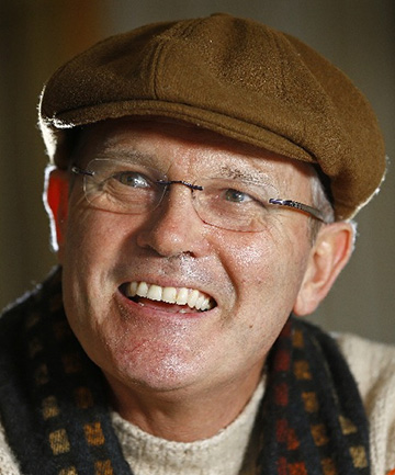 FRESH START: Cancer has changed the way Martin Crowe is approaching his life.