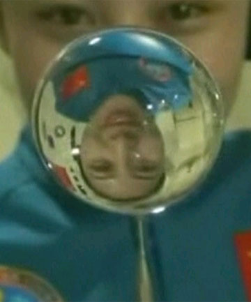 China astronaut