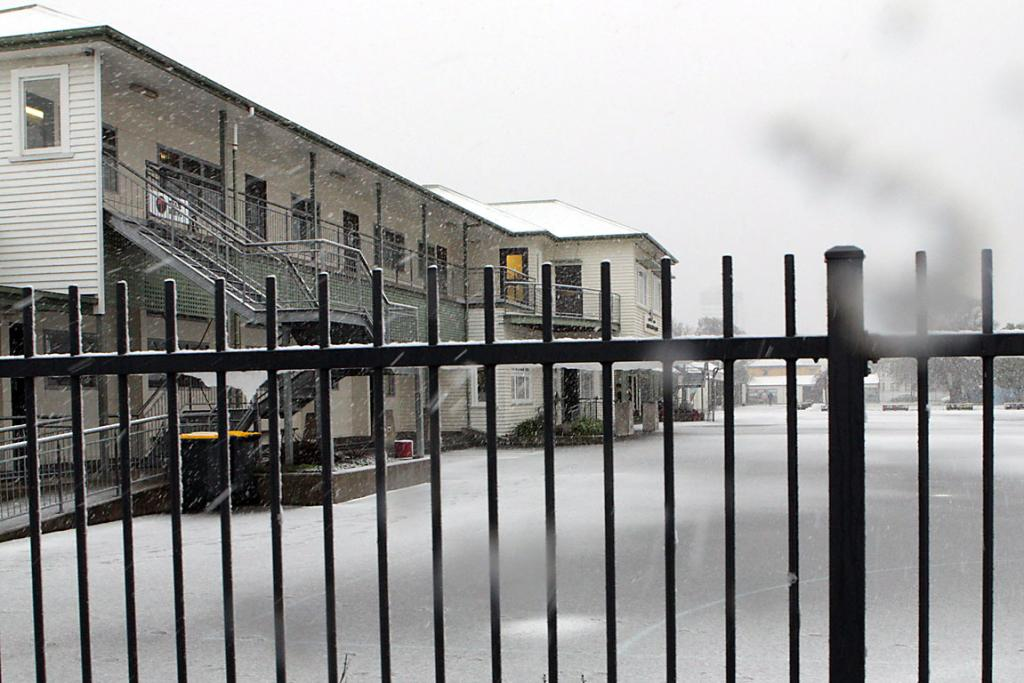 Christchurch East school closed for snow