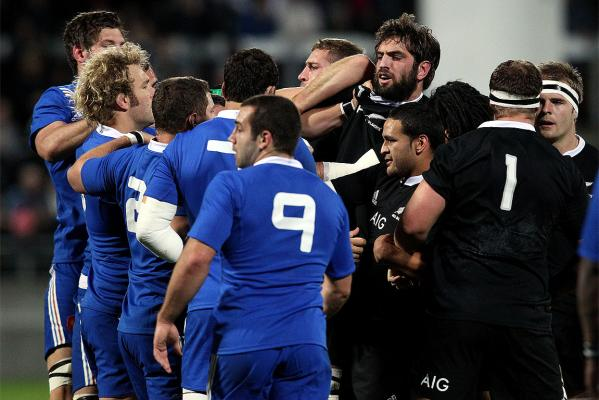All Blacks vs France - Third test