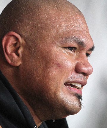 BACK IN THE RING: David Tua will have likely his last shot to prove he still has what it takes in the boxing ring.