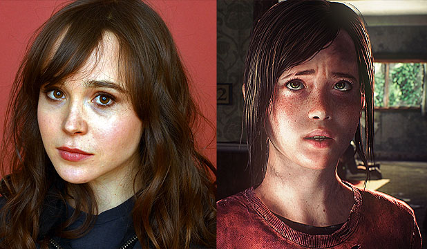 Ellen Page, The Last of Us