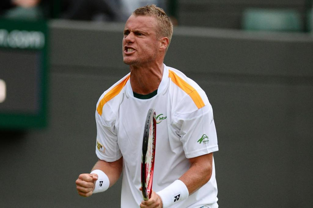Lleyton Hewitt managed to surprise a few with his shock victory over Stanislav Wawrinka.