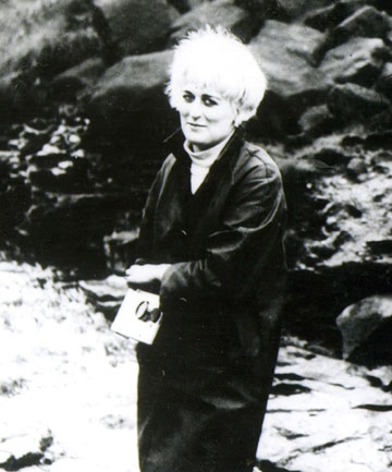 A file photo of Myra Hindley taken by her co-offender Ian Brady at an unknown location. Hindley and Brady were jailed in the 1960s for the murders of five children.
