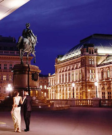MAGIC MOMENTS: New luxury hotels are bringing a renewed tourist buzz to Vienna.